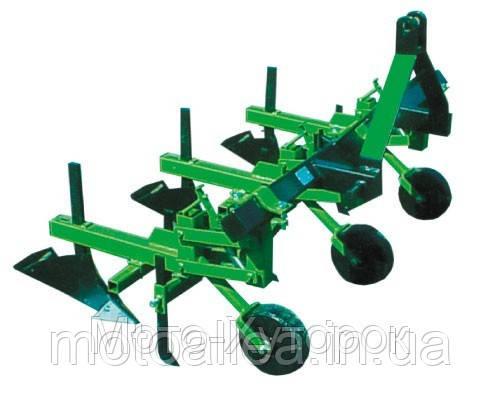 Окучник трехрядный тракторный Bomet (Польша)