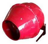 Бетономешалка (бетоносмеситель) тракторная навесная, на вал отбора мощности, бак на 300 л., фото 2