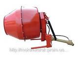 Бетономешалка (бетоносмеситель) тракторная навесная, на вал отбора мощности, бак на 300 л., фото 3