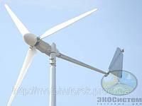 Горизонтальный ветрогенератор TECH2000W, фото 1