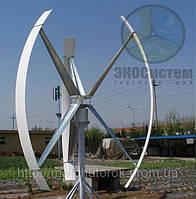 Вертикальный ветрогенератор TECHMLV1KW