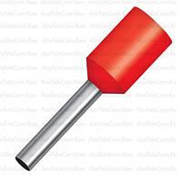 Изолированный наконечник втулочный E1510, 1.5мм² 100шт./уп 500671