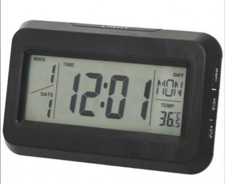 Годинники настільні, будильник, метеостанція КК 2616