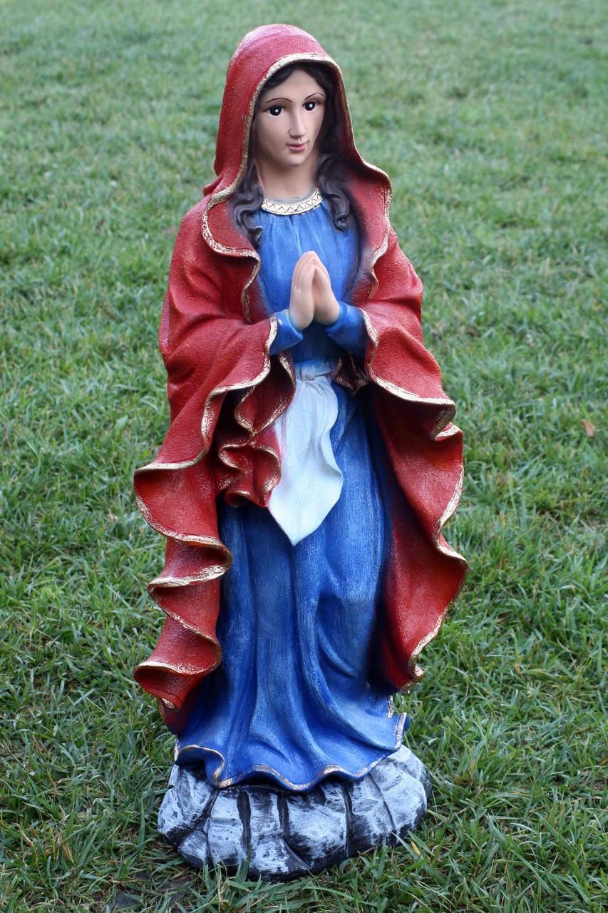 Дева Мария молящаяся