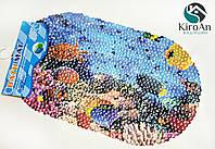 """Детский коврик в ванную на присосках """"Морской риф"""" (2203081)"""