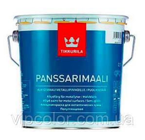 Tikkurila Panssarimaali полуглянцевая краска для крыш С 9л