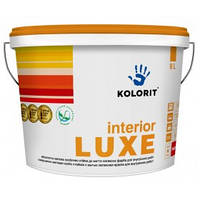 Краска Интериор Люкс Колорит, базис А 4,5л