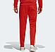 Демисезонные спортивные штаны для тренировок Adidas Adicolor Scarlett Red  (Адидас), фото 3
