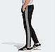 Мужские летние спортивные штаны Adidas Adicolor  Black  (Адидас), фото 2