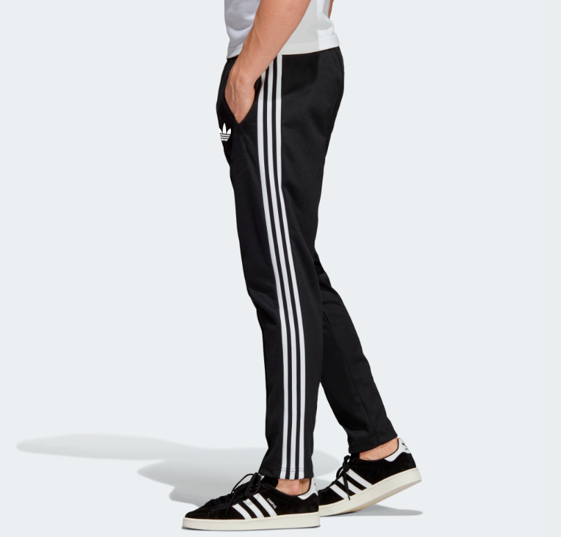 Тренировочные спортивные штаны Adidas Adicolor  Black (Адидас)