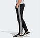 Демісезонні спортивні штани для тренувань Adidas Adicolor Black, фото 2