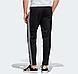 Демісезонні спортивні штани для тренувань Adidas Adicolor Black, фото 4