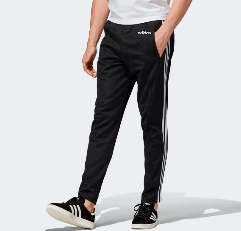 Мужские спортивные штаны Adidas Adicolor  Black  (Адидас)