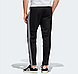 Мужские спортивные штаны Adidas Adicolor  Black  (Адидас), фото 4
