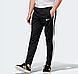 Тренувальні спортивні штани Nike Black (Найк), фото 3