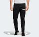 Демисезонные спортивные штаны для тренировок Fila Black (Фила), фото 3