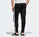 Демисезонные спортивные штаны для тренировок Fila Black (Фила), фото 4