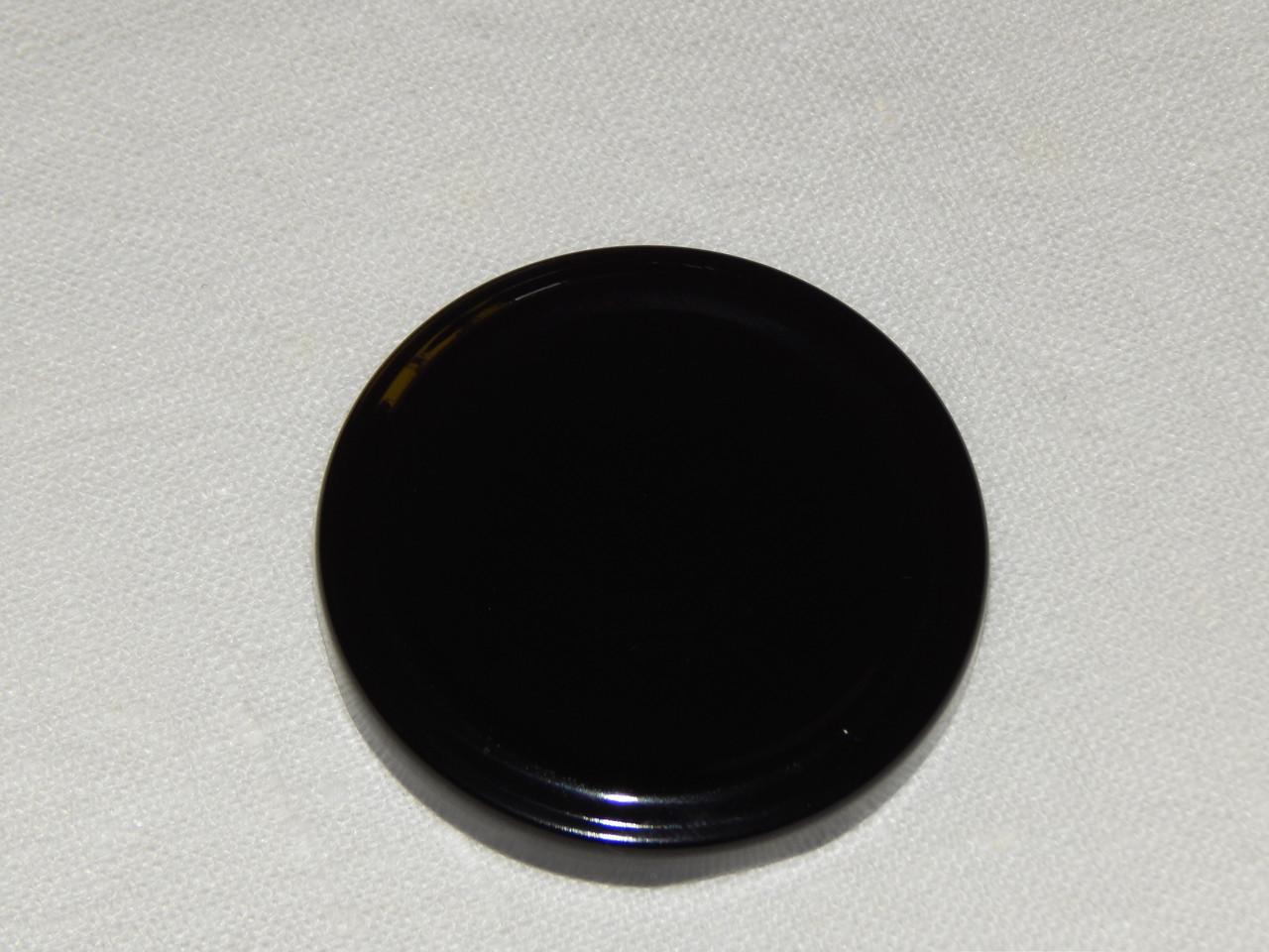 Крышка закаточная твист-офф размер 58 мм черная