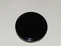 Крышка закаточная твист-офф размер 58 мм черная, фото 1