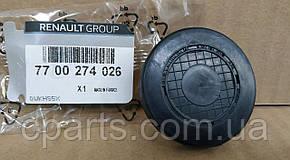 Заглушка распредвала маленькая Renault Fluence 1.6 16V (оригинал)