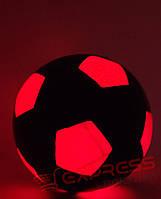 Футбольный Мяч с LED Подсветкой NightBall   Светящийся мяч