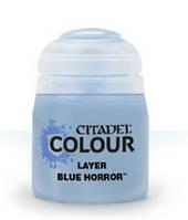 Краска Цитадель Layer: Blue Horror (Citadel Layer: Blue Horror) настольная игра