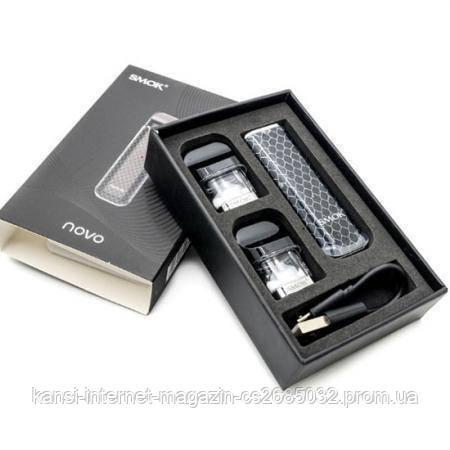 Электронная Сигарета Smok Novo Pod Starter Kit, электронная сигарета стартовый набор