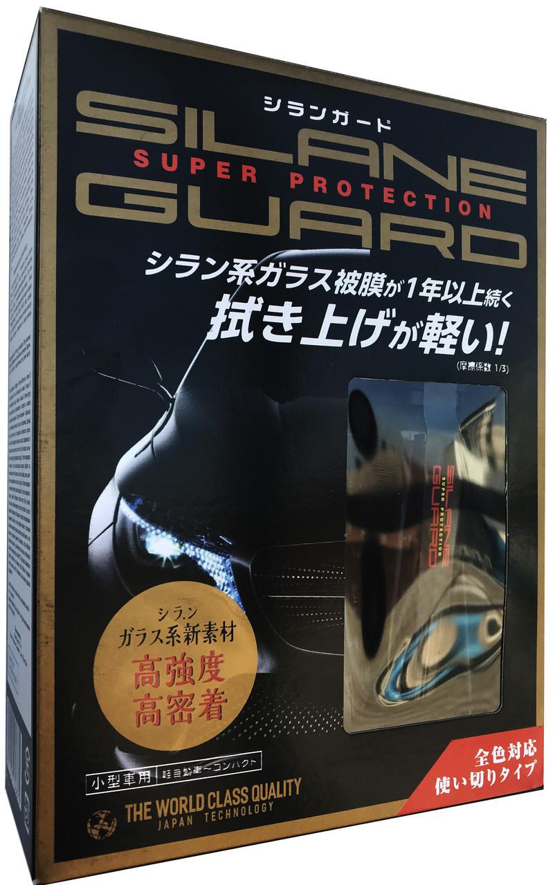 Защитное покрытие жидкое стекло для кузова автомобиля Silane Guard (vol-229)