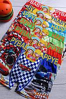 Боксеры детские мальчик Cars ABC 8602
