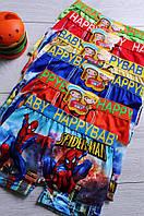 Боксеры детские мальчик Spider Man ABC 8601