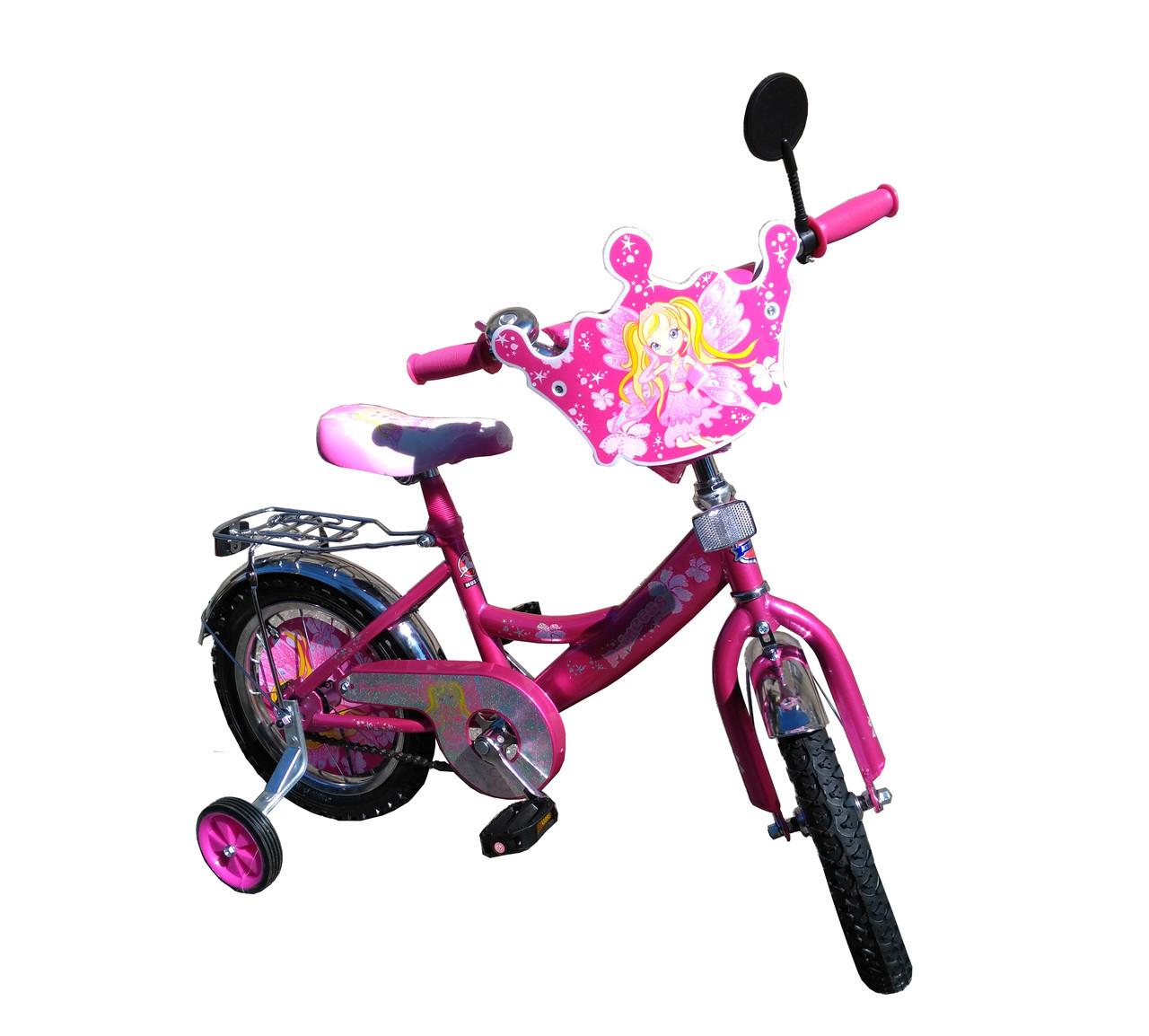 """Детский велосипед Mustang """"Принцесса"""" (14 дюймов)"""
