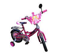 """Детский велосипед Mustang """"Принцесса"""" (14 дюймов), фото 1"""