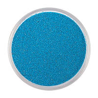 RAL 5019-Цветной кварцевый песок - Капри-синий