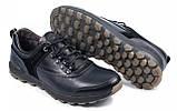 Кроссовки мужские из натуральной кожи от производителя модель МАК202, фото 3