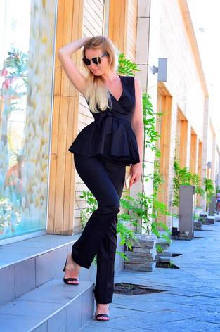 Женский костюм брюки и жилет, фото 2