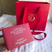 Крем Lorenzo Villoresi Alamut Body-Cream 200мл