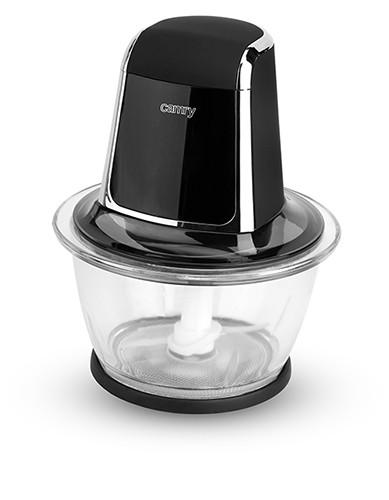 Чопер Camry CR 4066 со стеклянной чашей, емкость 1л, мощность 300вт