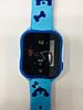 Smart baby watch A32 Детские умные часы blue, фото 8