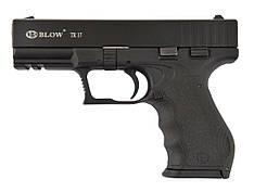 Стартовый пистолет Blow TR 17 с дополнительным магазином
