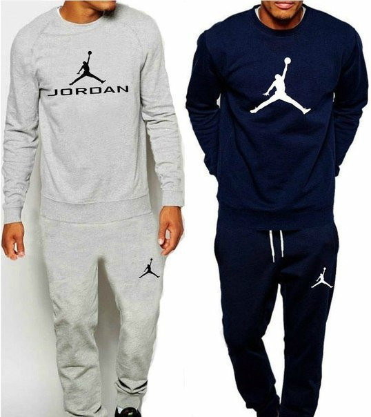 Мужской спортивный костюм реглан  Jordan (Джордан)
