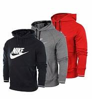 Спортивная кофта кенгуру мужская Nike