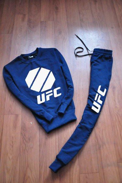 Тренировочный мужской летний споривный костюм UFC(ЮФС)