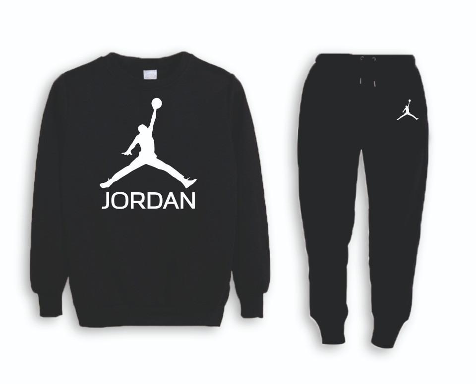 Тренувальний чоловічий літній споривный костюм Jordan (Джордан)