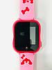 Smart baby watch A32 Детские умные часы pink, фото 3