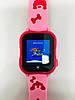Smart baby watch A32 Детские умные часы pink, фото 6