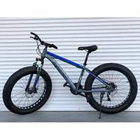 """Велосипед фэтбайк Top Rider Fat Bike 26"""" (Стальной) , фото 1"""