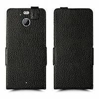 Чехол флип Liberty для HTC 10 evo Чёрный (55566)