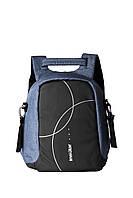 5000306 Сумка - рюкзак для мами протикрадій INSULAR Синій, фото 1
