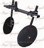 Мотоблок дизельный FORTE HSD1G-135 Е мощность 9 л.с. в подарок двухстороняя стремянка Forte AO82-202, фото 6