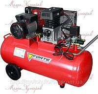 Компрессор Forte ZA 65-50 поршневой, одноступенчатый, ременной, ресивер 50 л, производ. 335 л/мин.